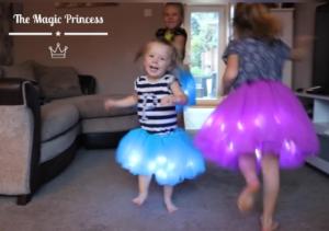 magic princess tutu